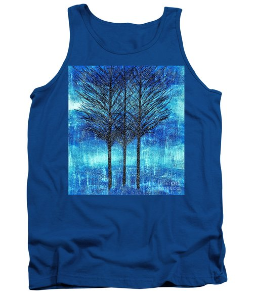 Three Trees  Tank Top