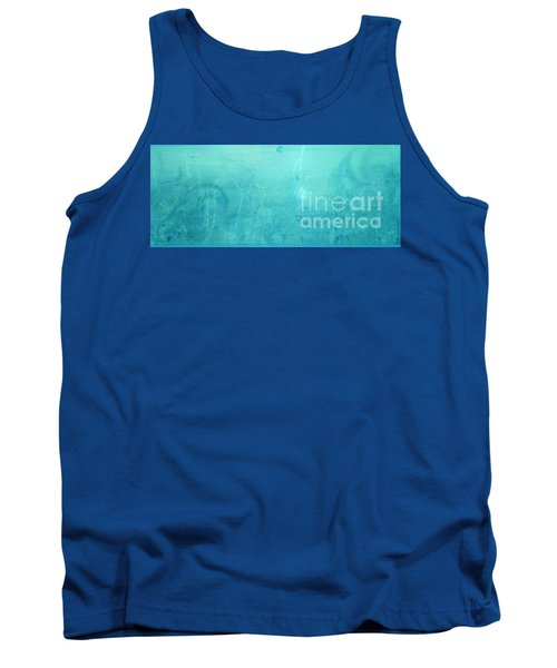 Through The Door Of Christ Consciousness Tank Top by Talisa Hartley
