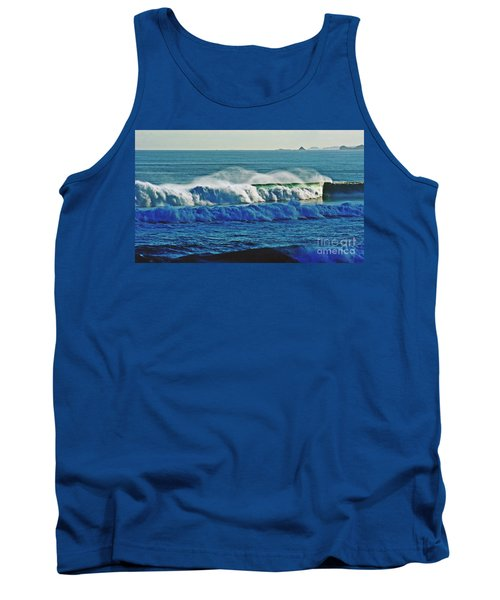 Thunder Of The Waves Tank Top