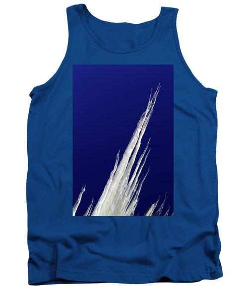 Tilted Ice Tank Top