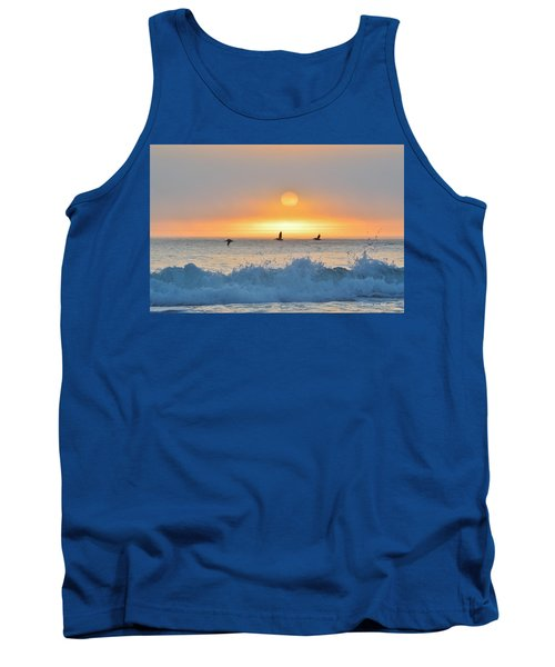 Time To Fly Tank Top