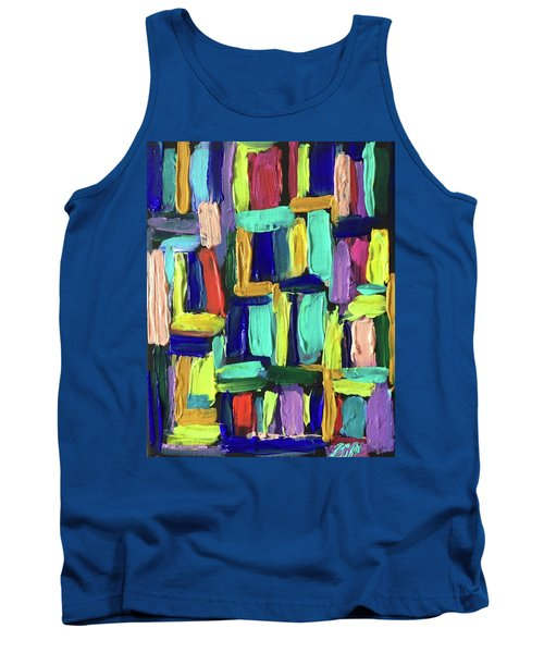 Times Square Nighttime Tank Top