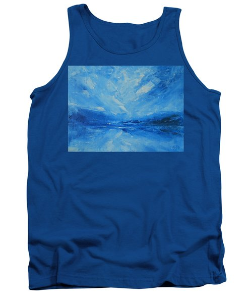 Today I Soar Tank Top by Jane See
