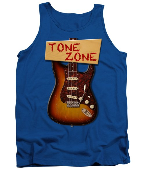 Tone Zone T-shirt Tank Top