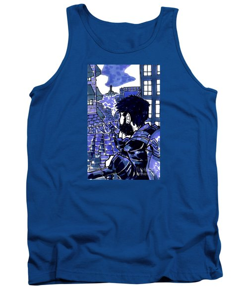 Tourist View Tank Top