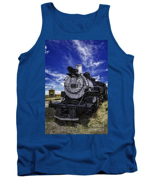 Train Kept A Rollin Tank Top