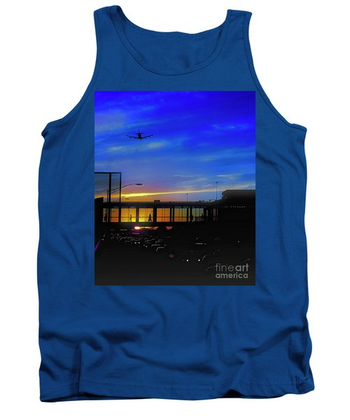Trains Planes And Automobiles  Tank Top