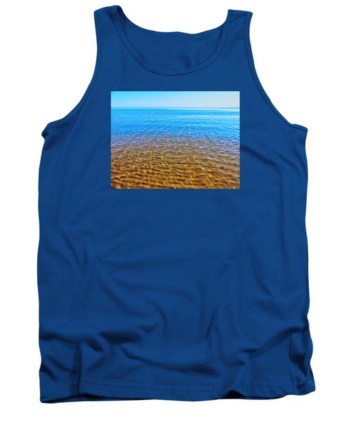 Tank Top featuring the photograph Tranquility by Kathleen Sartoris