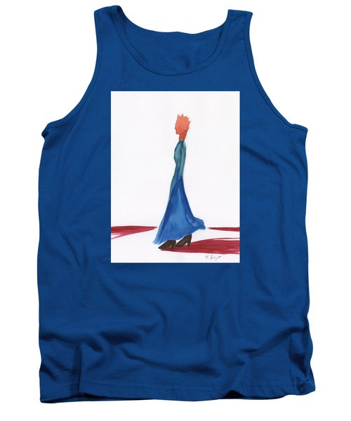 Transgender Tank Top by Frank Bright