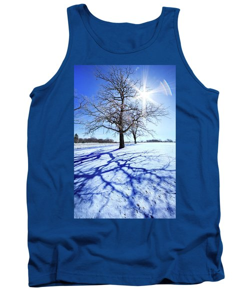 Tank Top featuring the photograph Tree Light by Phil Koch