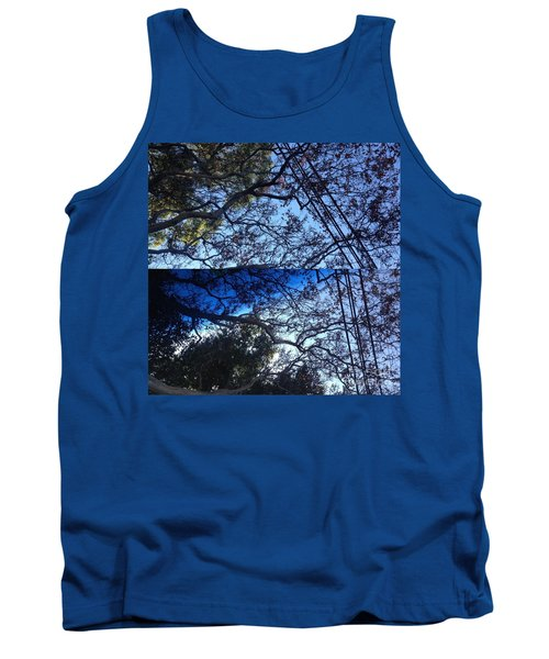 Tree Symphony Tank Top