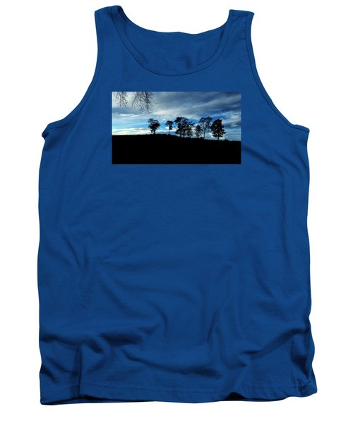 Tank Top featuring the photograph Trees by RKAB Works