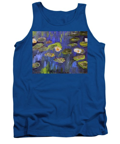 Tribute To Monet Tank Top