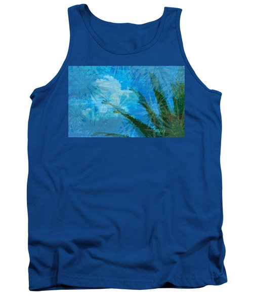 Tropical Afternoon Tank Top