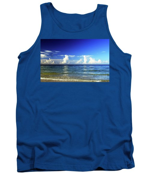Tank Top featuring the photograph Tropical Storm Brewing by Gary Wonning