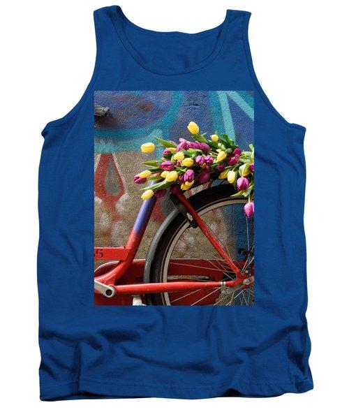 Tulip Bike Tank Top