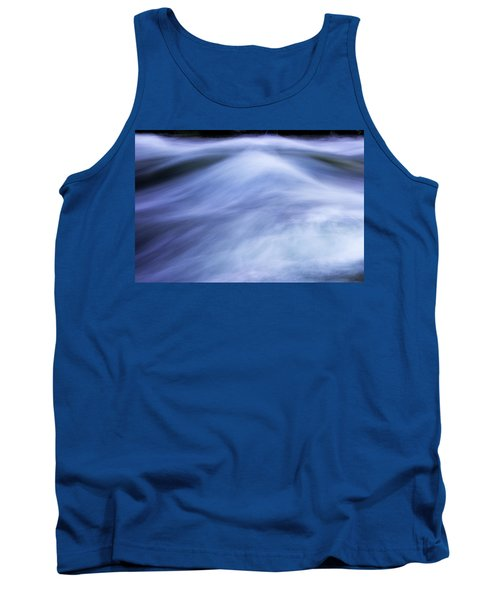 Tank Top featuring the photograph Turbulence 3 by Mike Eingle