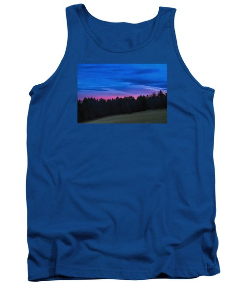 Twilight Field Tank Top