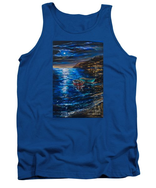 Two Dinghies Tank Top