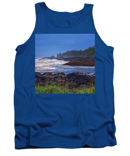 Ucluelet, British Columbia Tank Top by Heather Vopni