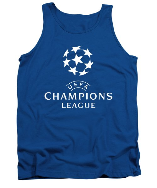 Uefa Champions League Best Logo Tank Top