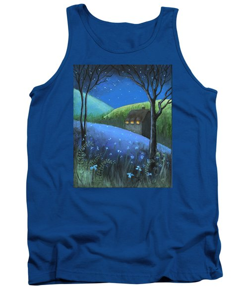 Under The Stars Tank Top by Terry Webb Harshman