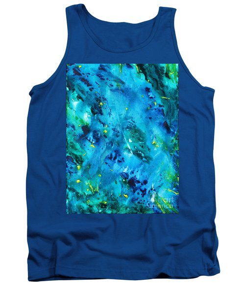 Underwater Forest Tank Top