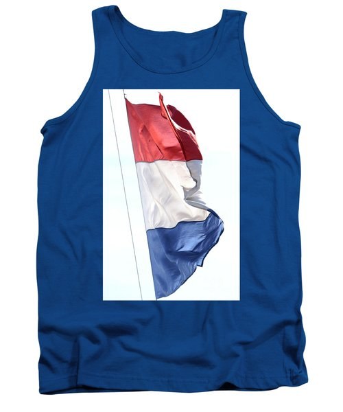 Tank Top featuring the photograph Unfurl 03 by Stephen Mitchell