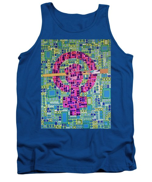 Unity/equality Tank Top