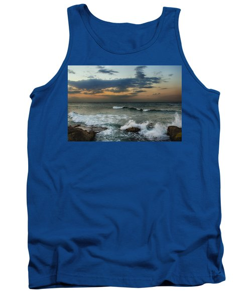 Unsettled Tank Top