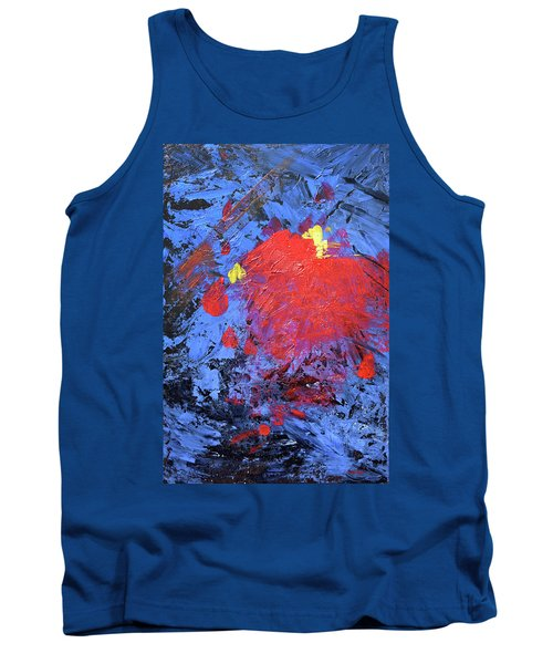 Untitled Abstract-7-817 Tank Top
