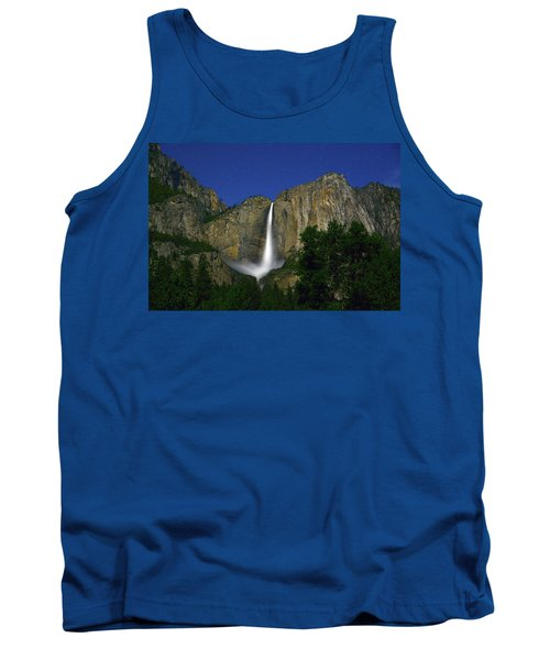 Upper Yosemite Falls Under The Stairs Tank Top