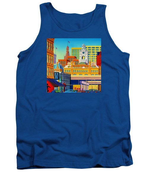 Urban Fugue Tank Top
