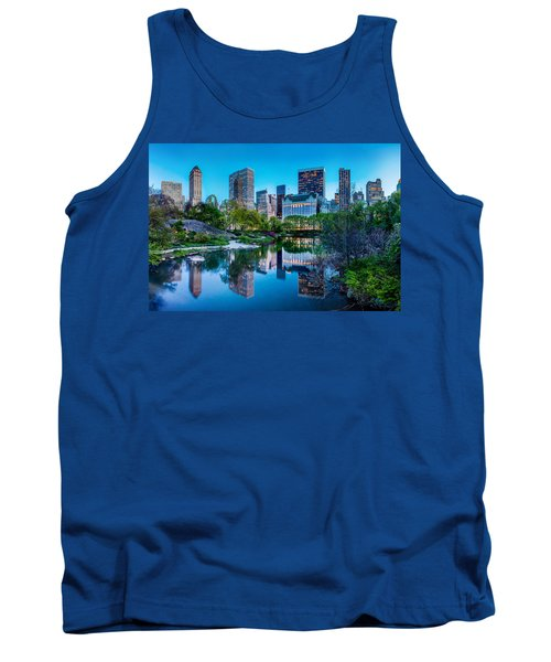 Urban Oasis Tank Top by Az Jackson