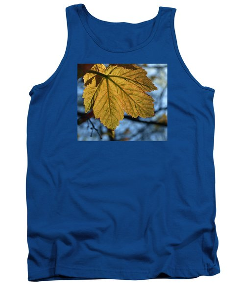 Veinage Tank Top