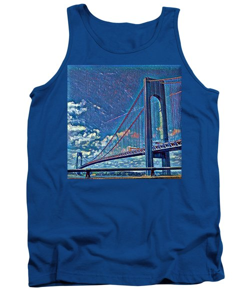Verrazano Bridge Tank Top