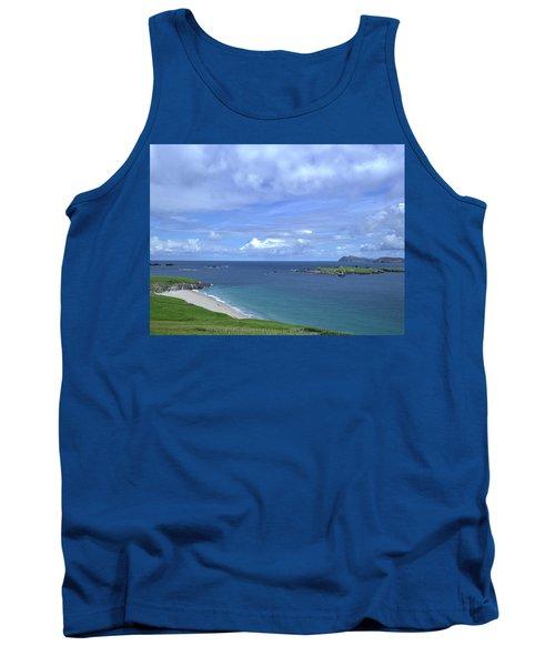 View Blasket Island #g0 Tank Top