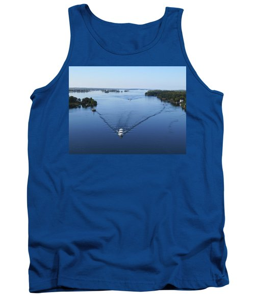View From The Bridge Tank Top