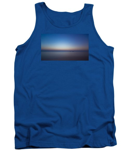 Waiting For A New Day Tank Top by Andreas Levi