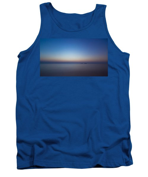 Waiting For A New Day Tank Top