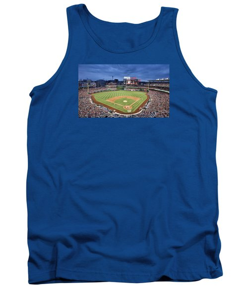 Washington Nationals Park - Dc Tank Top by Brendan Reals