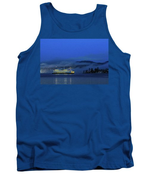 Washington State Ferry Hyak Tank Top