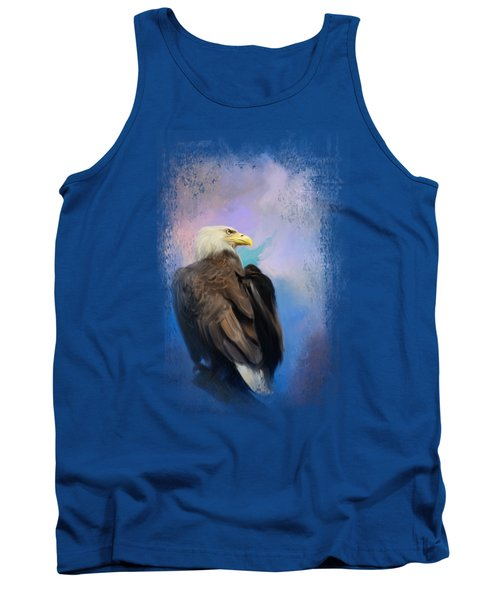 Watching Over The Heavens Tank Top