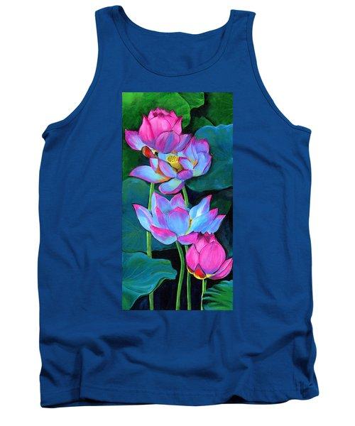 Water Lilies Tank Top