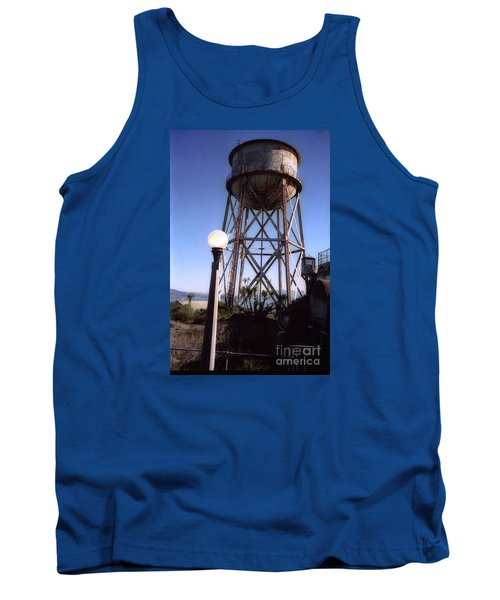 Water Tank Tower Alcartraz Tank Top