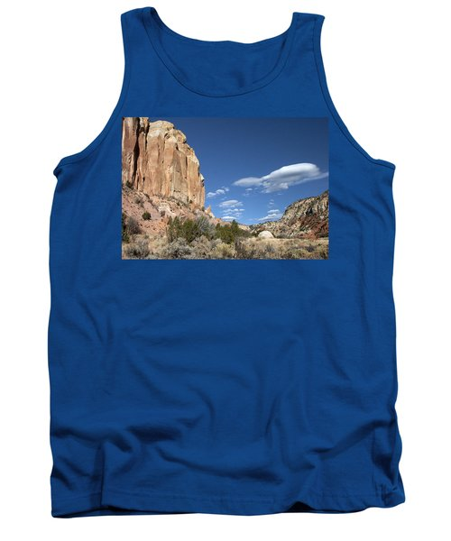 Way In The Distance Tank Top by Elvira Butler