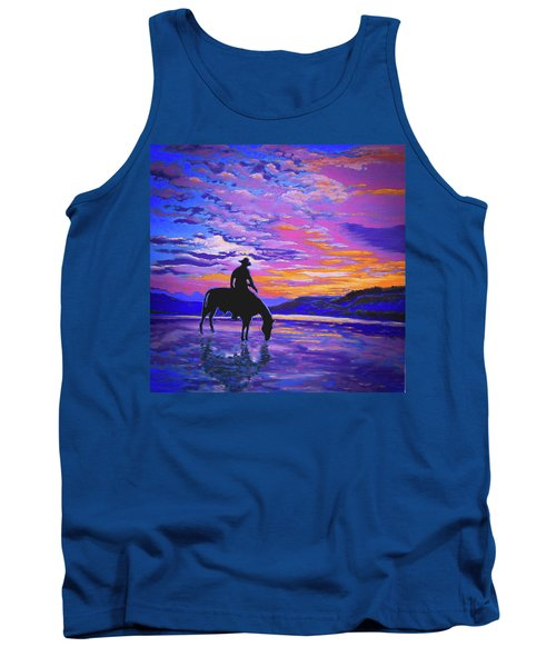 We And Still Waters Tank Top