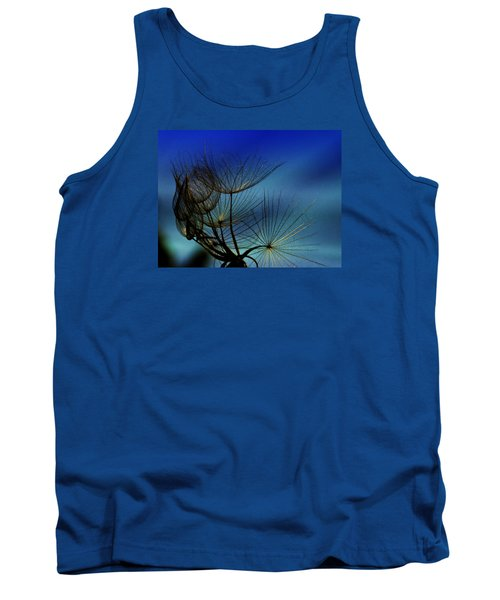 Weeds Can Be Beautiful.... Tank Top by Judy  Johnson