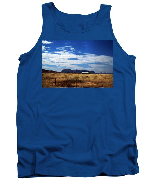West Texas #1 Tank Top