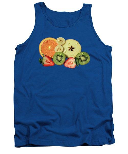 Wet Fruit Tank Top